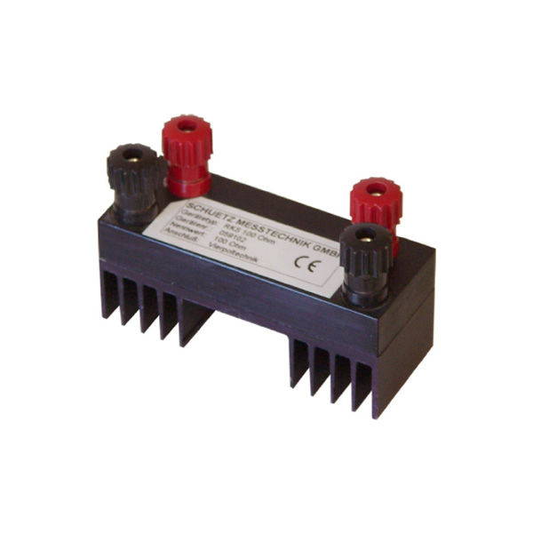<h5>Resistor RKS</h5><strong>Calibration resistor</strong><br/><br/>The calibration resistor type RKS is used to check the technical specifications of measuring bridges, ohmmeters, voltage divider